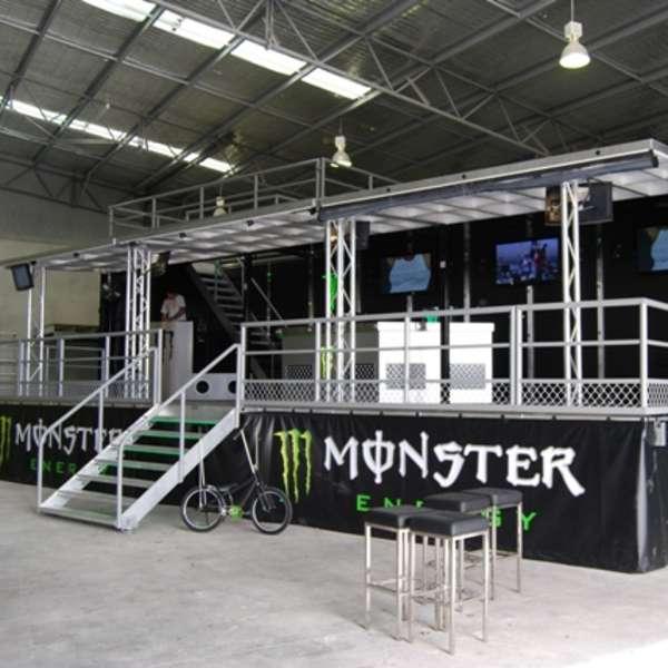 Monster Truck & Wes's gate 002 (1)